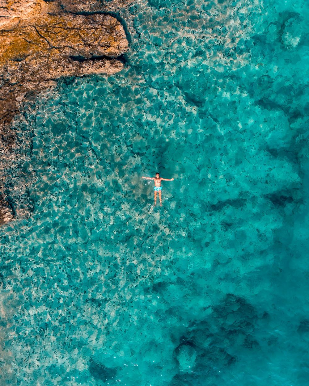 Pula beaches Croatia top Gortanova Uvala