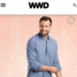 WWD Patrick Van Negri Women's Wear Daily
