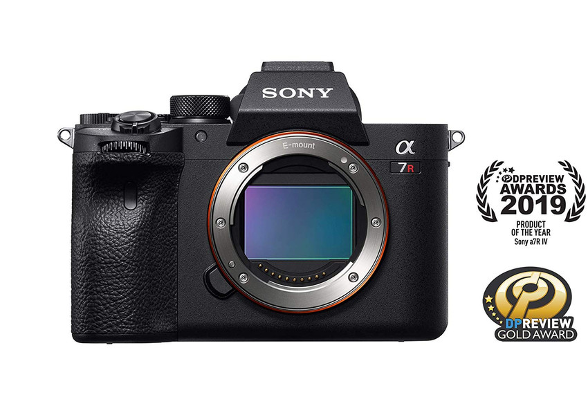 Sony α7R IV Full-frame Mirrorless