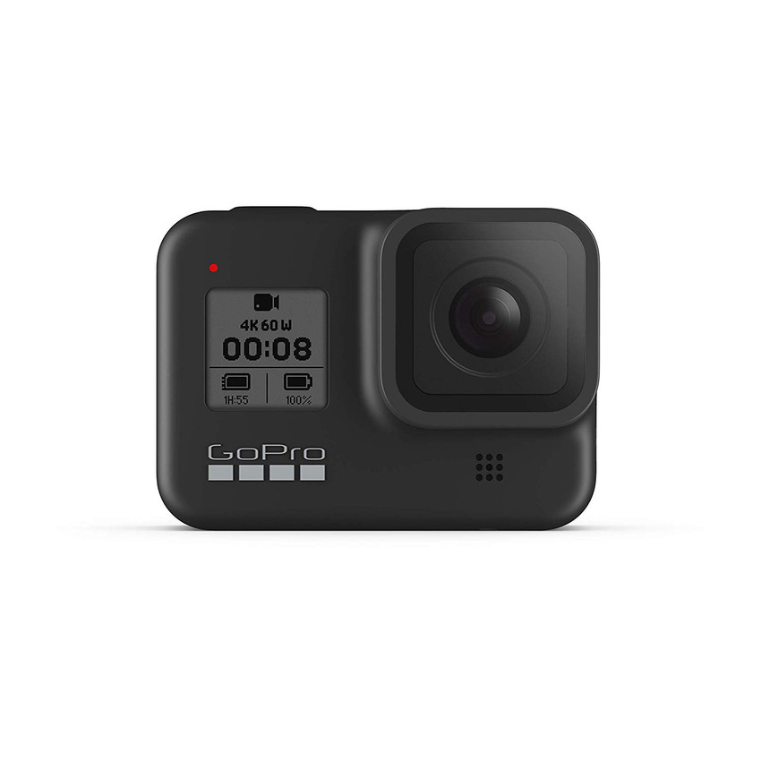 GoPro Hero8 Black - Waterproof Action Camera with Touch Screen 4K
