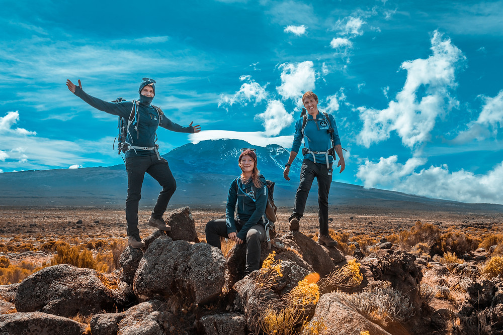 Hiking the Shira Plateau - Kilimanjaro Route