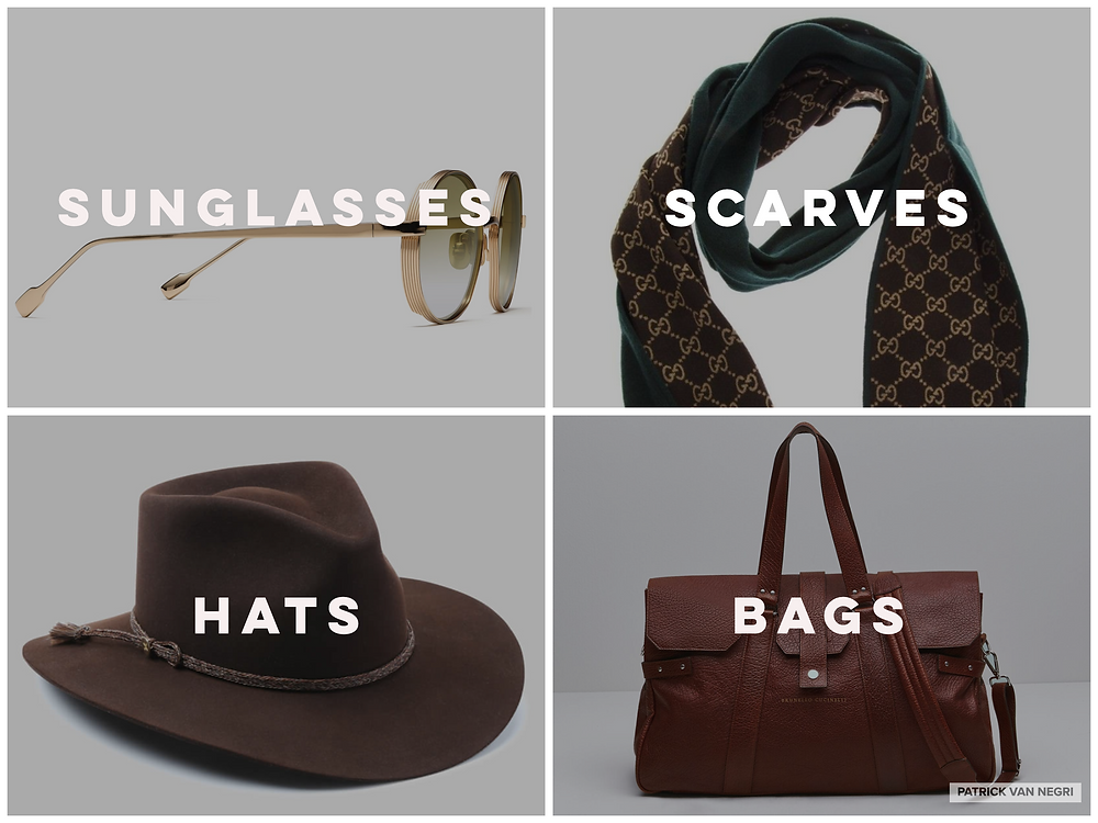 Fall style fashion accessories