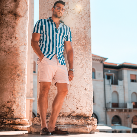 Men's Summer STYLE Essentials: WHAT TO WEAR THIS SEASON (WITH EXAMPLES)
