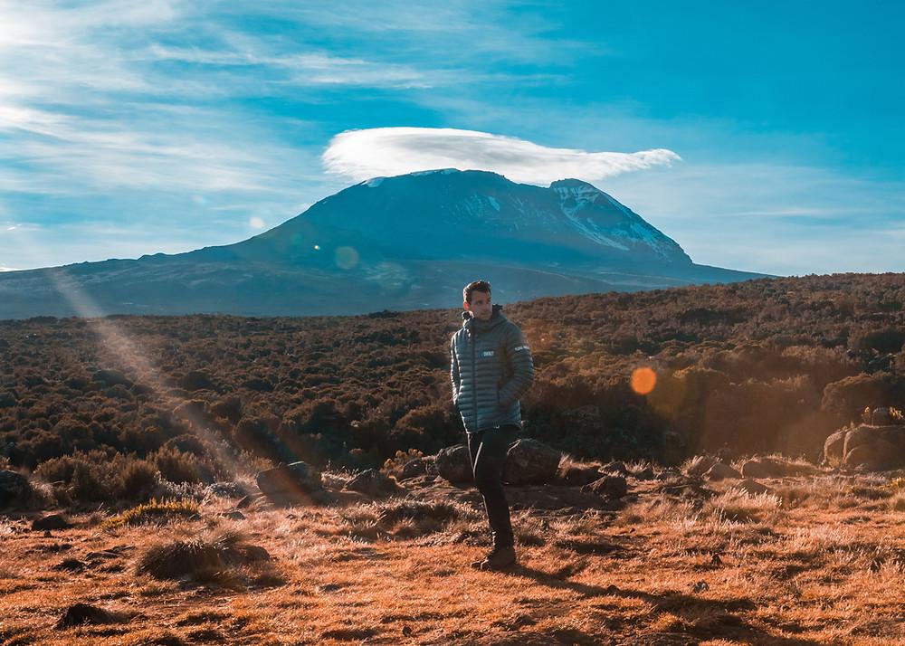 Kilimanjaro 8 Days Route