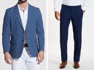 Wedding guest outfit men casual