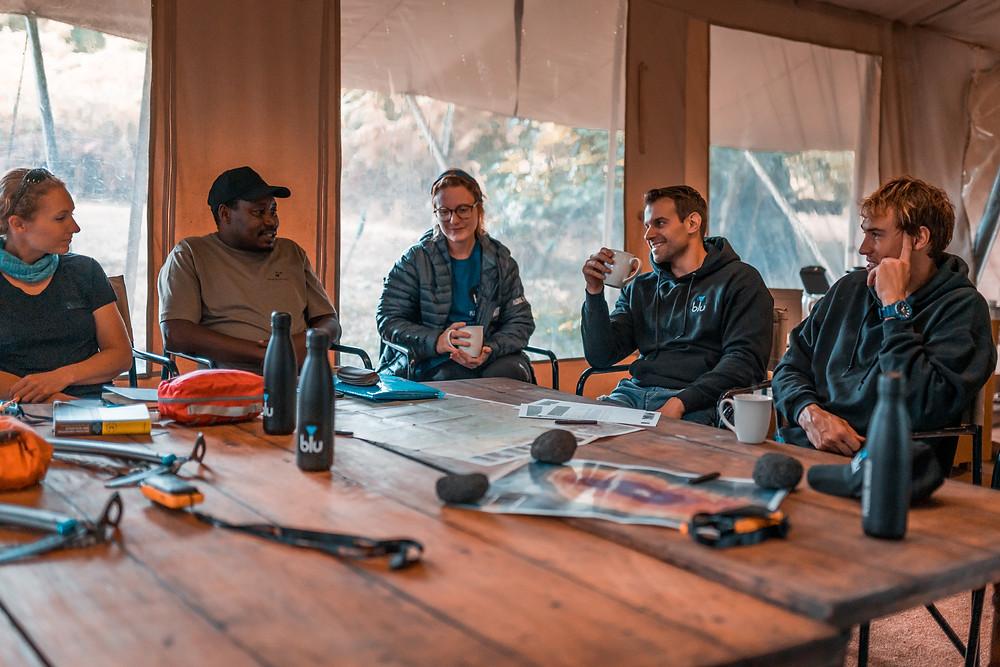Mount Kilimanjaro ACCLIMATIZATION and preparation