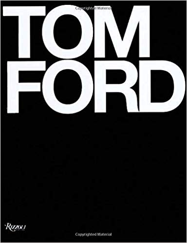 Tom Ford Hardcover