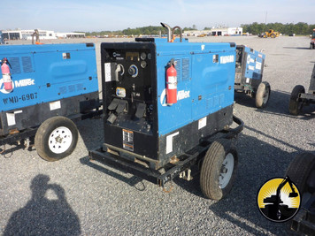 Miller Big Blue 400D SN ME350010E