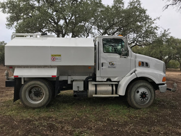 2001 Sterling Water Truck