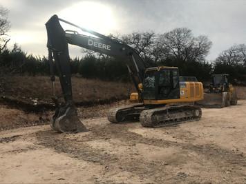 Deere 210GLC Excavator