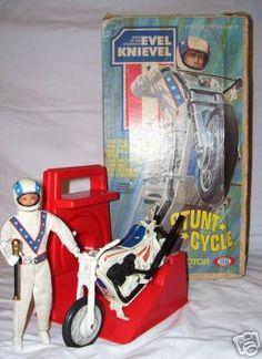 Evel Knievel, brinquedo