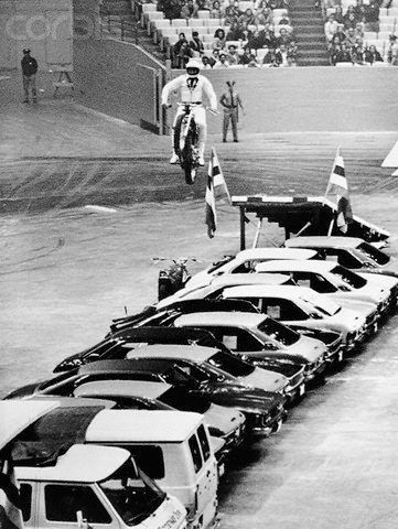Evel Knievel, F