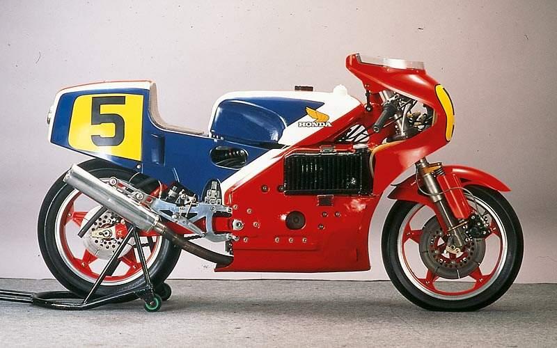 HONDA NR 500, 1979