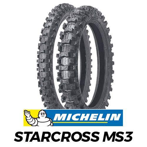 MICHELIN, pneu STARCROSS MS3 Junior