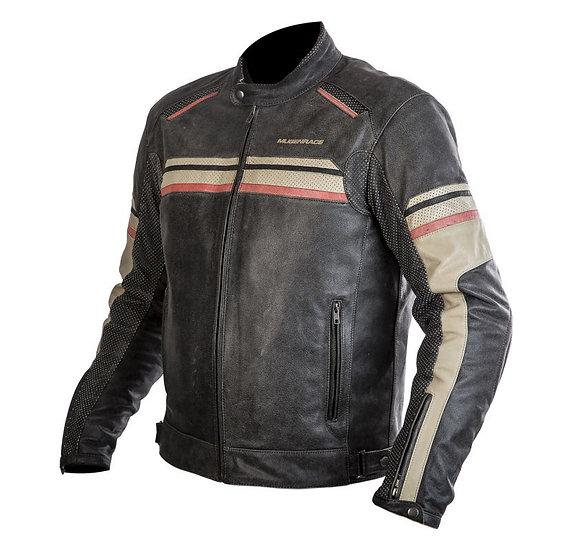 MUGENRACE, blusão pele LOKSAIT LJ-1874