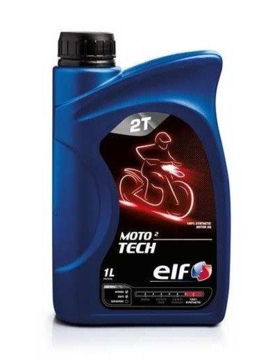 ELF, MOTO 2 TECH (1 l)