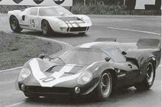 John Surtees, 1967, LOLA T70