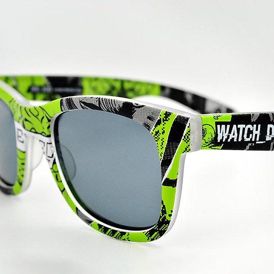 SKULL RIDER, óculos de Sol WATCH DOGS 2