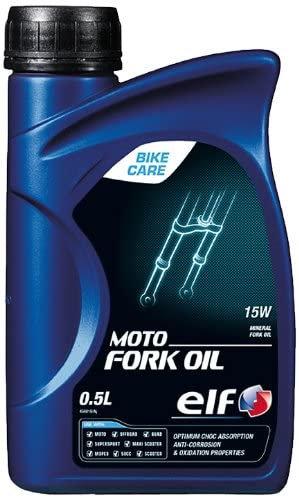 ELF, MOTO FORK OIL 15W (0,5 l)