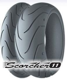 MICHELIN, pneu SCORCHER 11