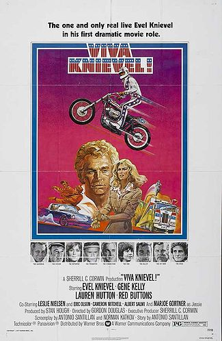 Evel Knievel, 1977