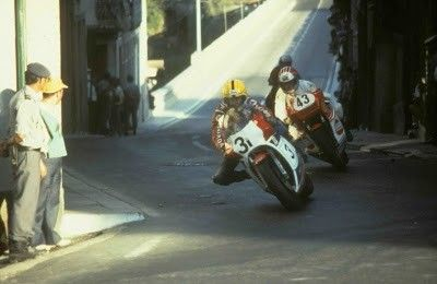 Joey Dunlop,Vila Real, 1984