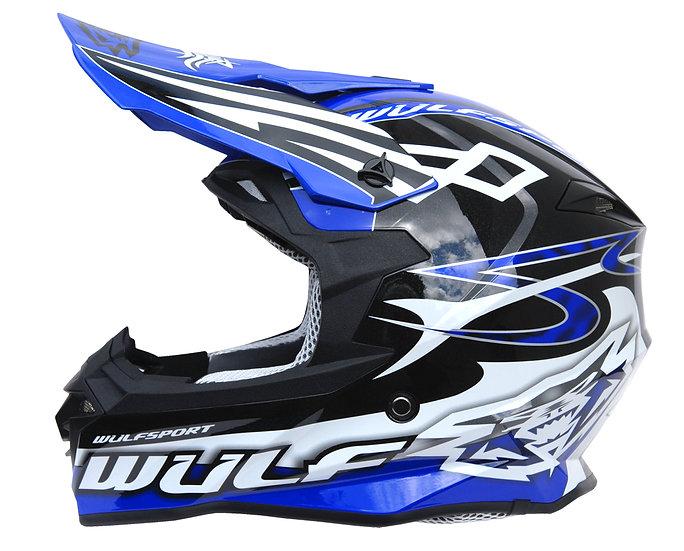 WULFSPORT, capacete SCEPTRE