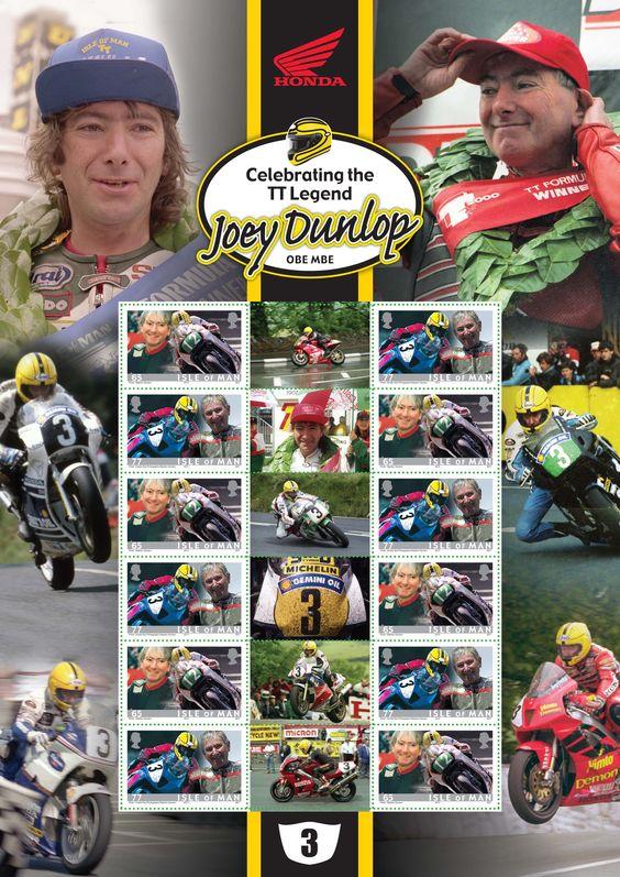 Joey Dunlop, selos
