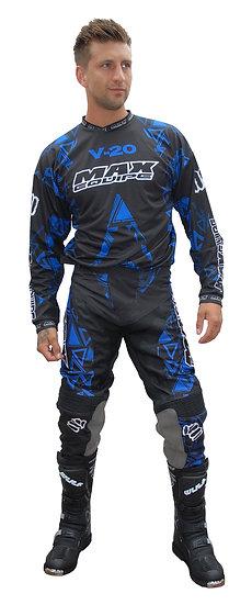 MAX EQUIPE, camisola MX V-20