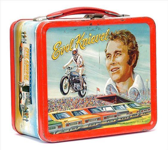 Evel Knievel, lancheira
