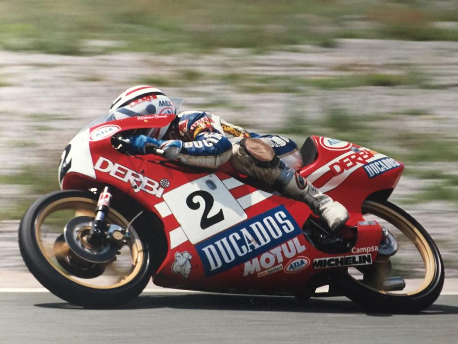 1989, Assen, 80cc, Campeonato do Mundo de Velocidade