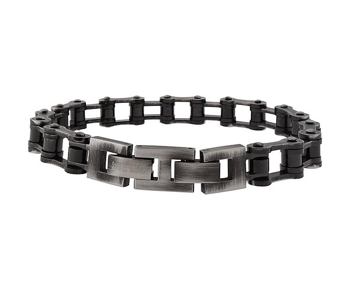 SKULL RIDER, Steel Bracelet