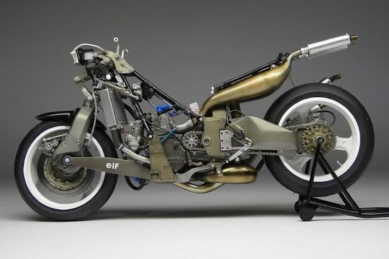 A ELF e o projeto moto