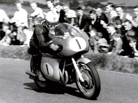 John Surtees, MV AGUSTA B