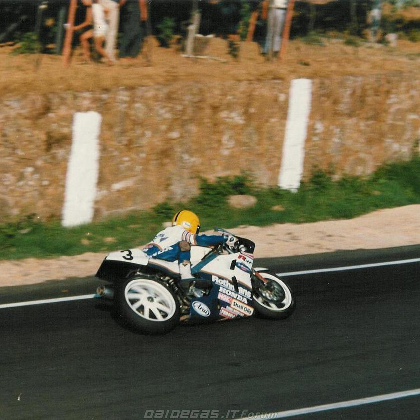 Joey Dunlop, Vila Real. 1986