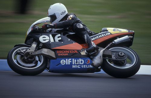 1988, ELF 500 GP (HONDA NS 500), Ron Haslam