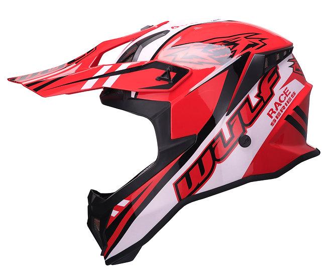 WULFSPORT, capacete RACE SERIES