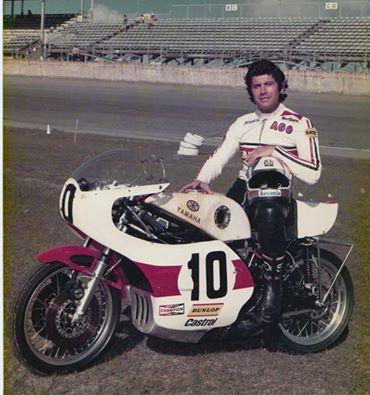 Giacomo Agostini, Daytona, 1974 04