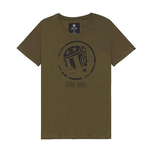 SKULL RIDER, t-shirt LOGO SKULL RIDER