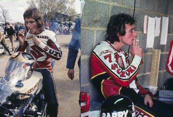 O tabaco e o motociclismo desportivo