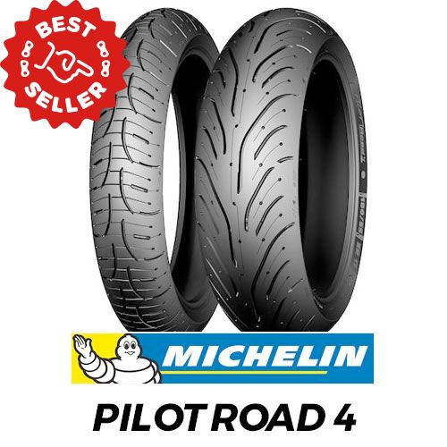 MICHELIN, pneu PILOT ROAD 4