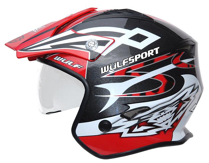 WULFSPORT, capacete VISTA