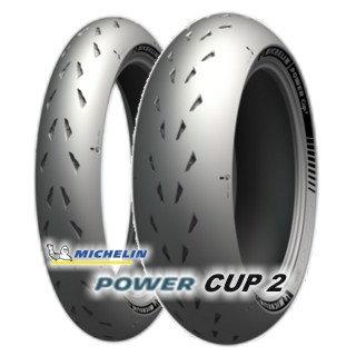 MICHELIN, pneu POWER CUP 2