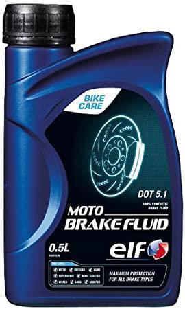 ELF, MOTO BRAKE FLUID DOT 5.1 (0,5 l)