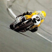 "ONE SHOT - Kenny Roberts nos ""banks"" de Daytona"