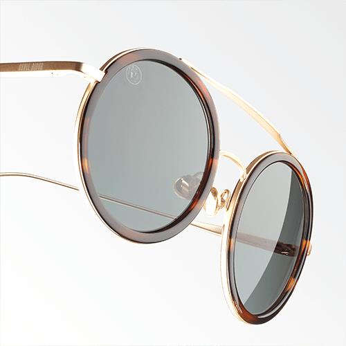 SKULL RIDER, óculos de Sol RETRO ROUND