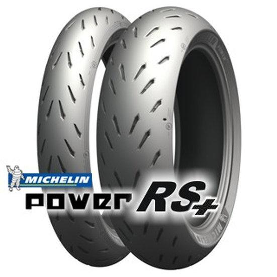 MICHELIN, pneu POWER RS+