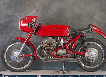 A improvável LAMBRETTA GP 250cc