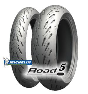 MICHELIN, pneu PILOT ROAD 5 GT