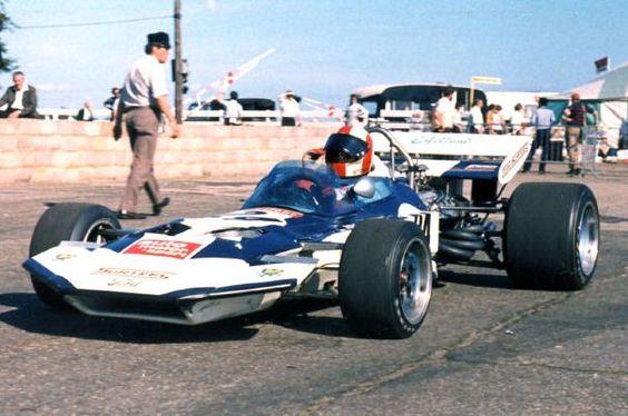 SURTEES TS9, 1971, GP de Inglaterra, Rolf Stommelen